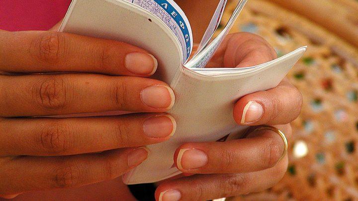 Wyczytaj choroby z paznokci
