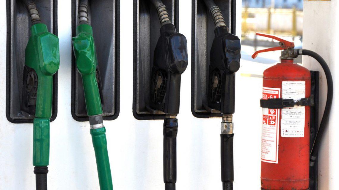 Dlaczego benzyna a nie gaz?