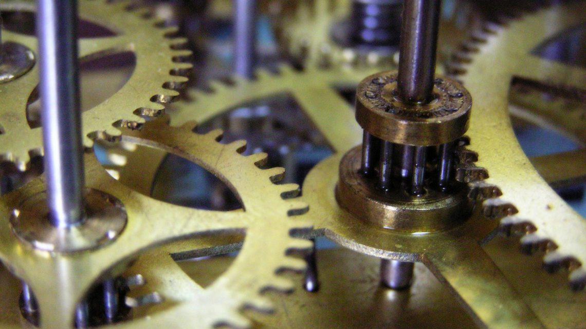 Produkcja części zamiennych w przemyśle